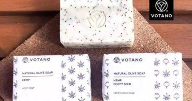 Σαπούνια με κάνναβη - Votano